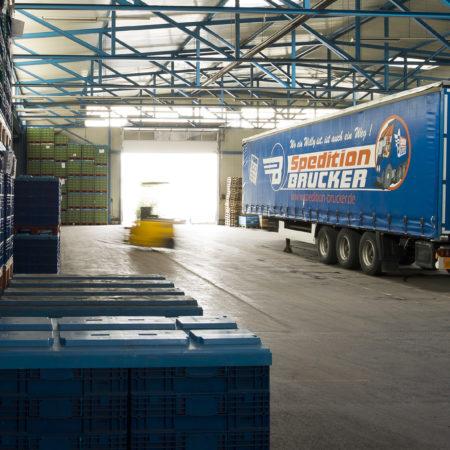 Foto Unternehmensablauf Logistik 2