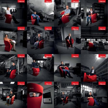 Hachelt Unternehmensfoto Broschüre Werbung Übersicht