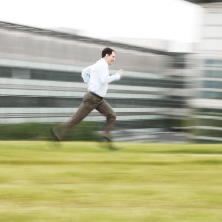 Imagefoto Manager beim Laufen