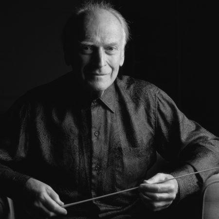 Künstlerportrait von Geiger, Bratschist und Dirigent Yehudi Menuhin